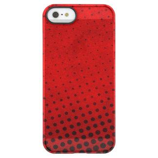 ハーフトーンパターン背景 PERMAFROST® iPhone SE/5/5sケース