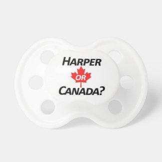 ハープ奏者かカナダか。 商品 おしゃぶり