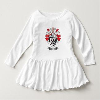 ハープ奏者の家紋の紋章付き外衣 ドレス