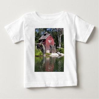 ハープ奏者の製造所 ベビーTシャツ