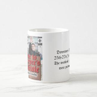 ハープ奏者の警察国家への歓迎 コーヒーマグカップ