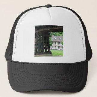 ハープ奏者フェリーWV本屋及び鉄道帽子 キャップ