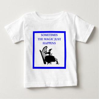 ハープ ベビーTシャツ