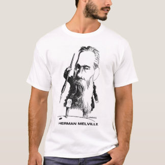 ハーマン・メルヴィルのTシャツ Tシャツ