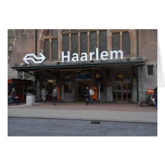 ハールレムの場所 カード