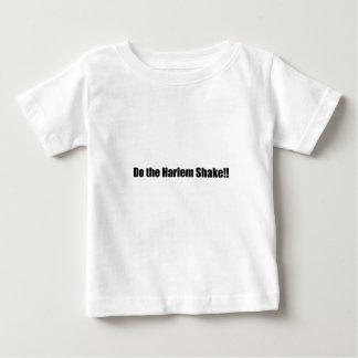 ハーレムの振動! ベビーTシャツ
