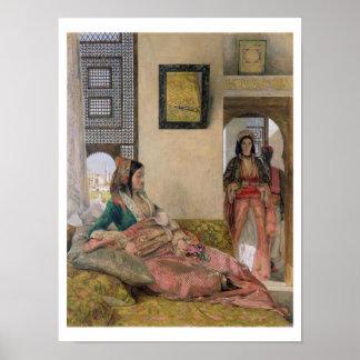 ハーレムの生命、カイロ ポスター