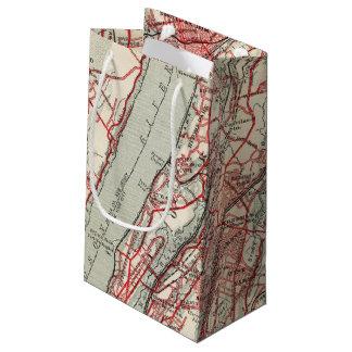 ハーレム、YonkersのPelham領域、ニューヨーク スモールペーパーバッグ