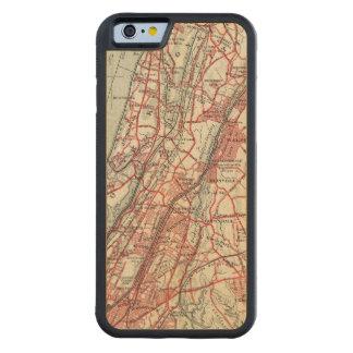 ハーレム、YonkersのPelham領域、ニューヨーク CarvedメープルiPhone 6バンパーケース