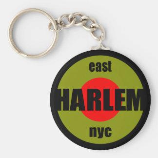 ハーレムNYCのキーホルダー キーホルダー