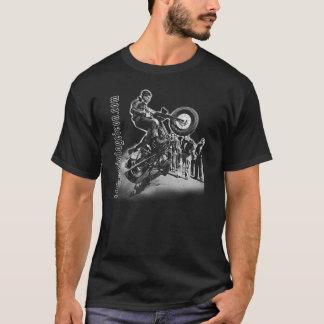 ハーレーの丘の上昇 Tシャツ