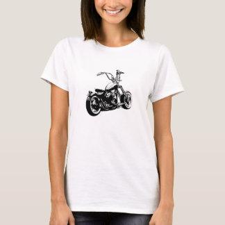 ハーレーのBOBBER Tシャツ