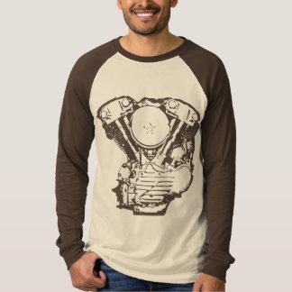ハーレーのKnucklehead Tシャツ