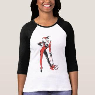 ハーレークウィン2 Tシャツ