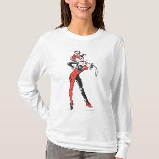 ハーレークウィン4 Tシャツ