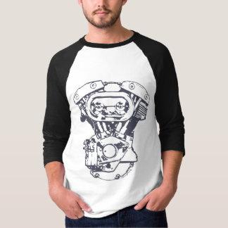 ハーレーデイヴィッドソンShovelhead Tシャツ