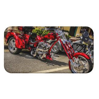 ハーレーデイヴィッドソンTrikeのオートバイのiPhone 5の場合 iPhone 4/4S ケース
