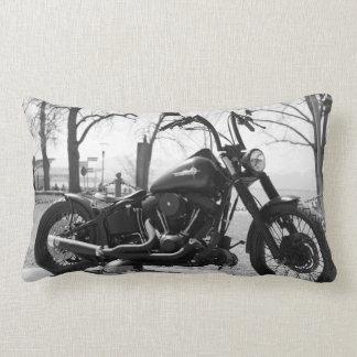 ハーレーマクロデイヴィッドソンのオートバイのクラシック ランバークッション
