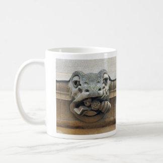 ハ虫類のガーゴイルのマグ コーヒーマグカップ
