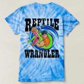ハ虫類のラングラーcroc tシャツ