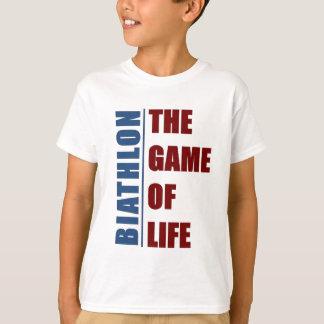 バイアスロン生命のゲーム Tシャツ