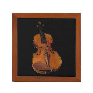 バイオリンのペン立て ペンスタンド