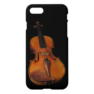 バイオリンの楽器のiPhone 7の場合 iPhone 8/7 ケース