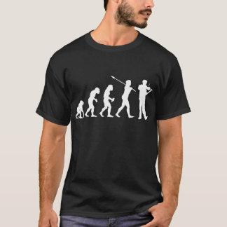バイオリン奏者 Tシャツ