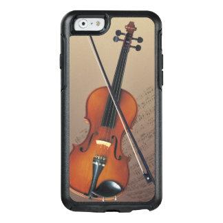 バイオリン オッターボックスiPhone 6/6Sケース