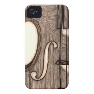 バイオリン、ビオラ、チェロか。 Case-Mate iPhone 4 ケース