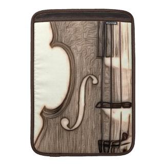 バイオリン、ビオラ、チェロか。 MacBook スリーブ