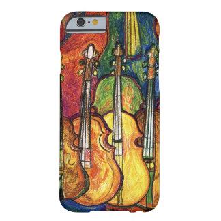 バイオリン BARELY THERE iPhone 6 ケース