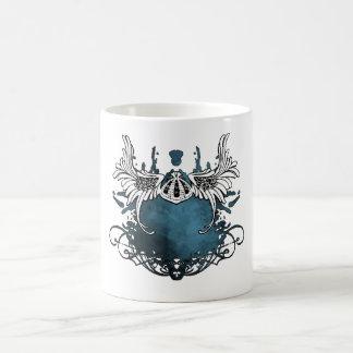バイキングのグランジなマグ コーヒーマグカップ