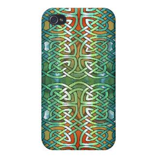 バイキングのケルト族のSpeckの場合 iPhone 4/4S Case