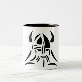 バイキングのコーヒーカップ ツートーンマグカップ