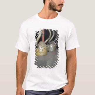 バイキングのヘルメット Tシャツ