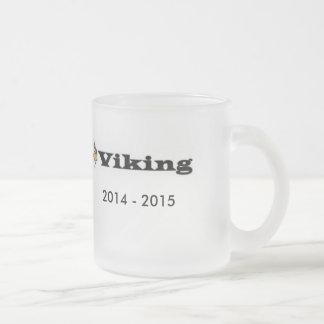 バイキングのマグ フロストグラスマグカップ