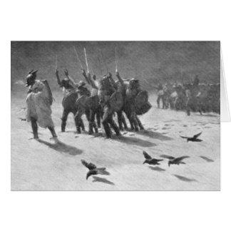 バイキングの侵略 カード