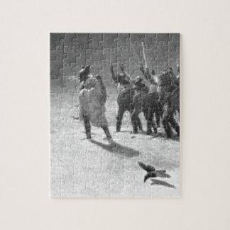 バイキングの侵略 ジグソーパズル