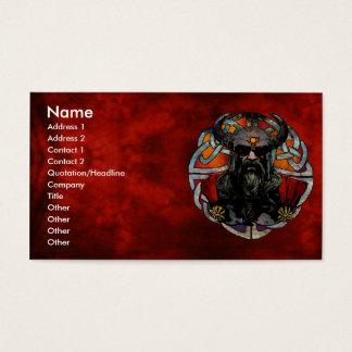 バイキングの名刺 名刺