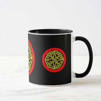 バイキングの結び目のマグ マグカップ