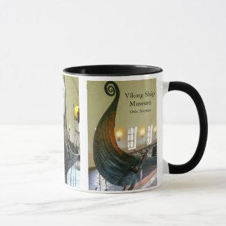 バイキングの船博物館のマグ、オスロノルウェー マグカップ