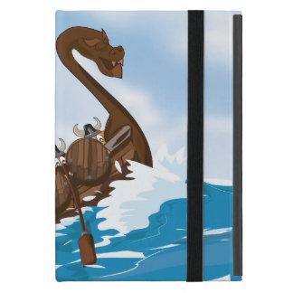 バイキングの船 iPad MINI ケース