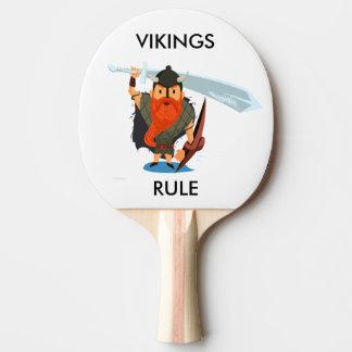 バイキングの規則 卓球ラケット