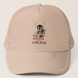 バイキングの饗宴の帽子 キャップ