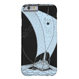 バイキングのlongshipのヨット barely there iPhone 6 ケース