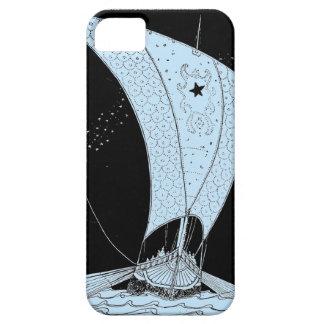 バイキングのLongshipのヨット iPhone SE/5/5s ケース