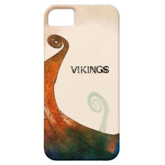 バイキングのLongshipの尾箱 iPhone SE/5/5s ケース