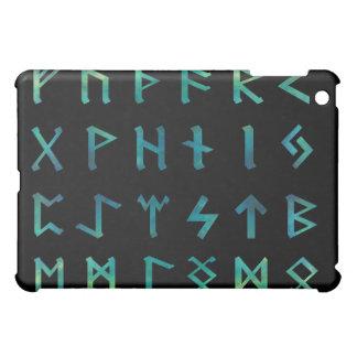 バイキングのRunesのSpeckの場合3 iPad Mini カバー