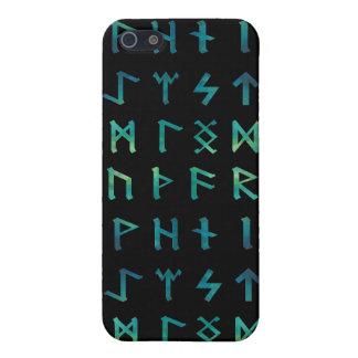 バイキングのRunesのSpeckの場合 iPhone 5 ケース